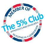 The 5 Percent Club
